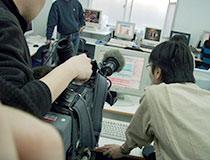 NHK取材の様子その5