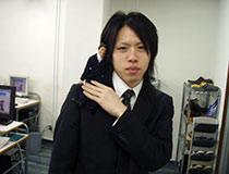 テレビ神奈川取材の様子その4