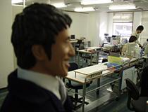 テレビ神奈川取材の様子その1