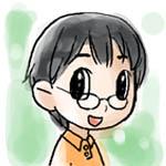 タケムラの似顔絵です。